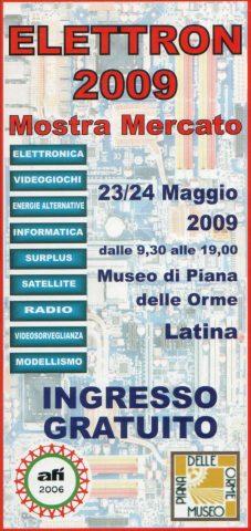 elettron 2009