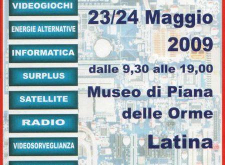 Elettron 2009  Fiera dell'Elettronica di Latina
