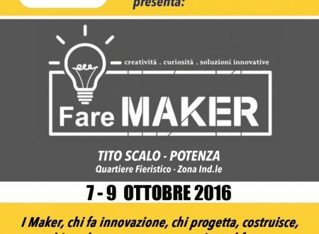 Nuova iniziativa per i Maker